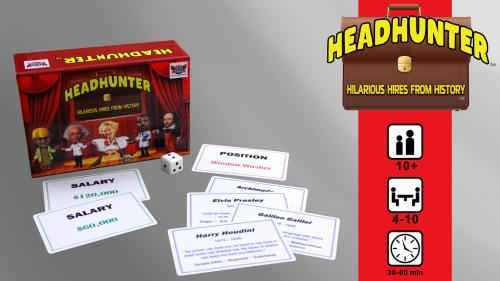 Headhunter: Hilarious Hires from History