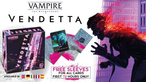 Vampire: The Masquerade - Vendetta