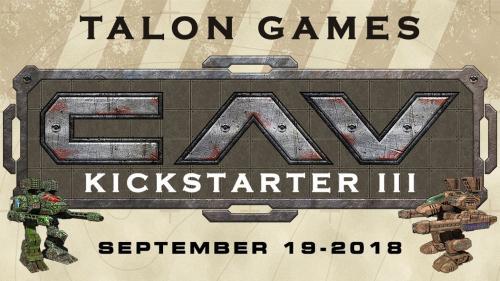 Talon Games CAV: Strike Ops III