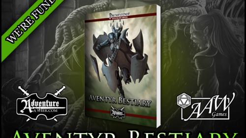 Aventyr Bestiary for the Pathfinder Roleplaying Game