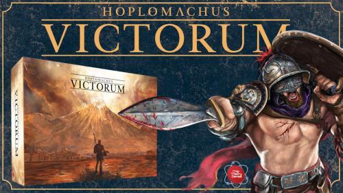 Hoplomachus: Victorum
