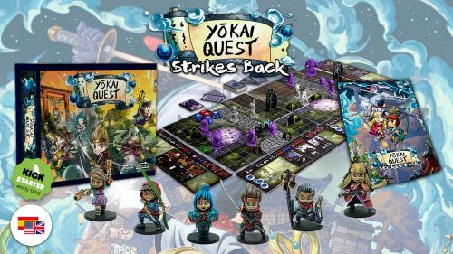 Yokai Quest Strikes Back