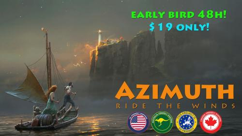 AZIMUTH: Ride The Winds