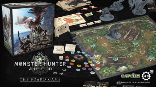 Monster Hunter World: The Board Game