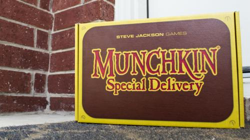 Munchkin Special Delivery