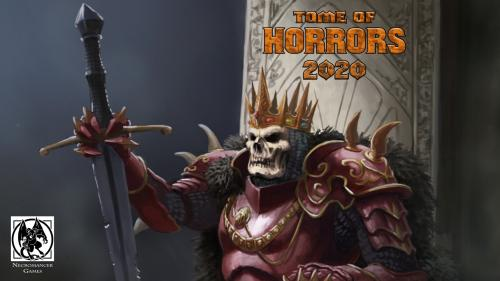 Tome of Horrors 2020 for Fifth Edition by Necromancer Games