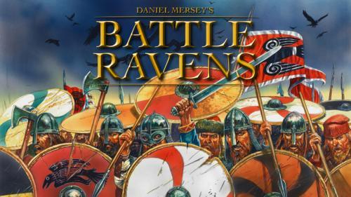 Daniel Mersey s Battle Ravens: The Shieldwall Board Game