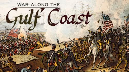War Along the Gulf Coast- Limited 250 Kickstarter Copies