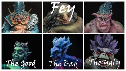 Fey: The Good, the Bad & the Ugly