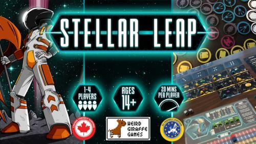 Stellar Leap!