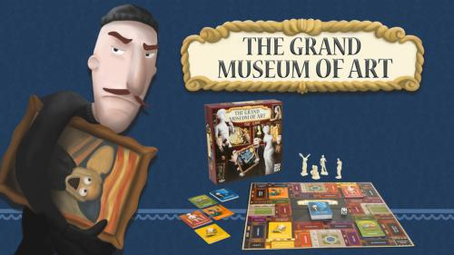 The Grand Museum of Art