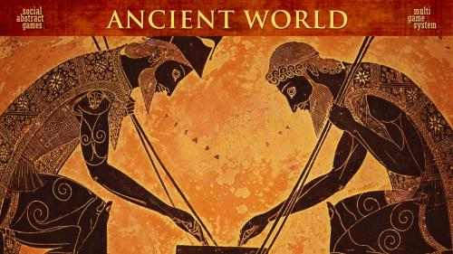 Ancient World Multi Game System