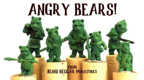 Angry Bears!