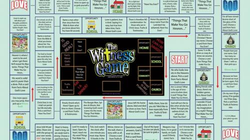 The Witness Game project