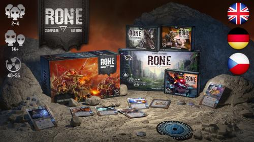 RONE: Complete edition & RONE: Last Stand expansion
