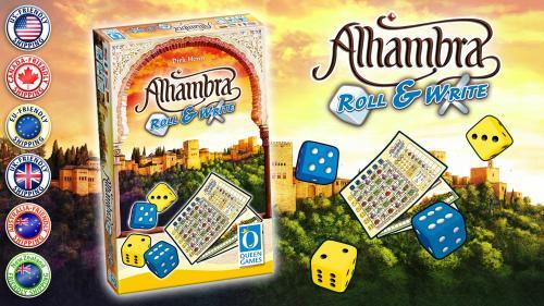 Alhambra Roll & Write