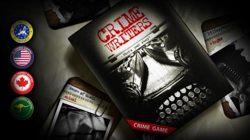 CRIME WRITERS - creative deduction and storybuilding game