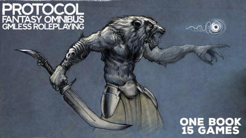 Protocol Fantasy Game Omnibus
