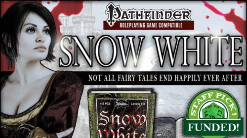 Snow White - An Adventure for Pathfinder RPG and D&D 3.5