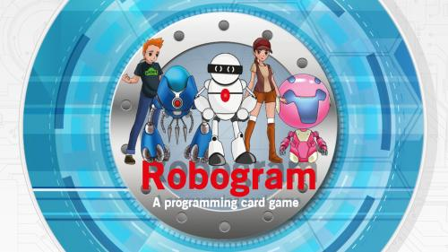 Robogram - The Programming Card Game - Enter The Cyberspace