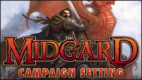 Midgard Campaign Setting: Dark Roads & Deep Magic