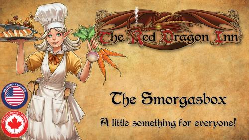 The Red Dragon Inn Smorgasbox
