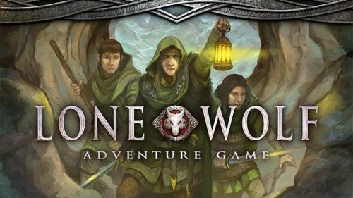 Joe Dever s Lone Wolf – The Lone Wolf Adventure Game
