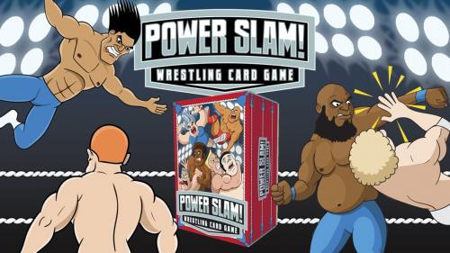 Power Slam! Wrestling Card Game