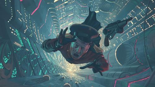 Mutant: Elysium - rollspel om mänsklighetens sista dagar