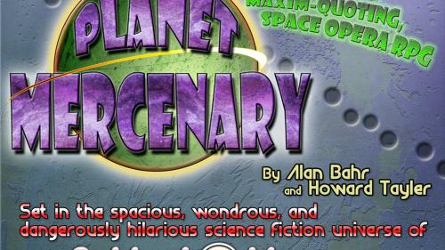 The Planet Mercenary Role Playing Game