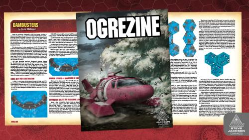 Ogrezine - The Ogre Magazine