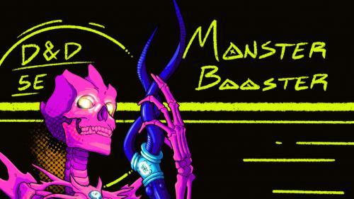 5e Monster Booster Set