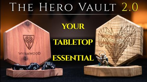 The Wyrmwood Hero Vault 2.0