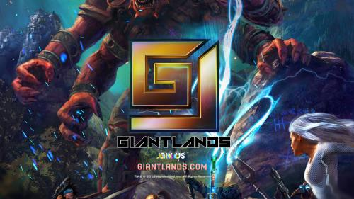 GiantLands: Edition Zero Boxed Set