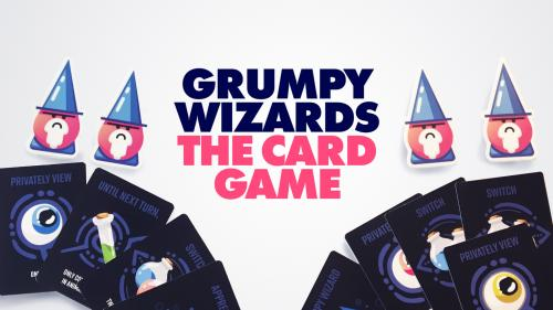 Grumpy Wizards the Card Game
