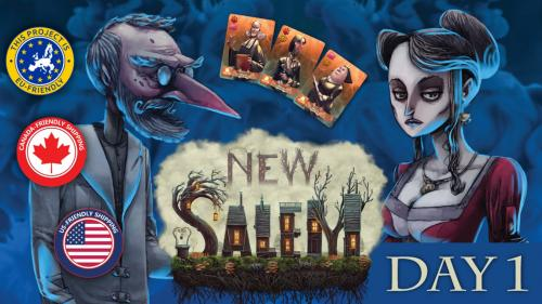 New Salem 2nd Edition