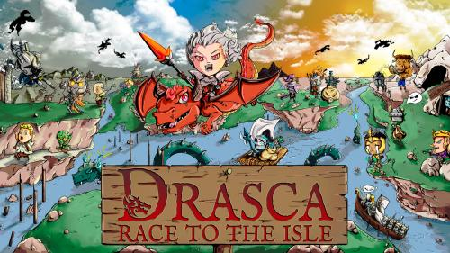 Drasca: Race to the Isle