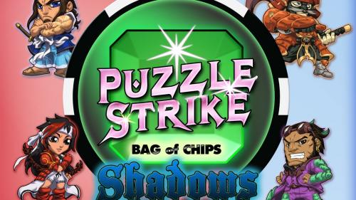 Puzzle Strike 3rd Edition + Shadows Expansion