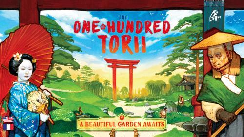 ⛩ The One Hundred Torii ⛩