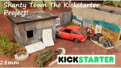 Shanty Town The Kickstarter Project