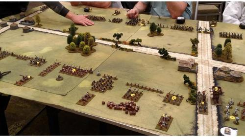 Battle Valor Fantasy 15mm Tabletop Wargame Phase II
