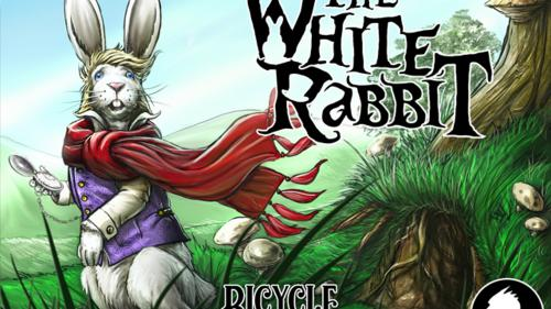 The White Rabbit Playing Cards