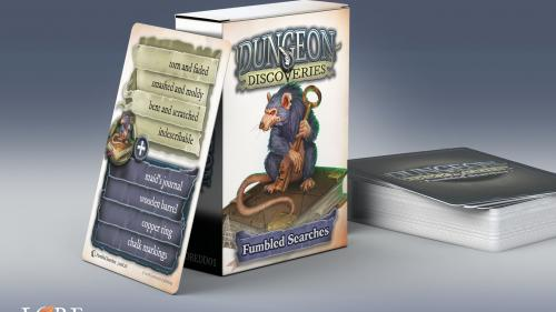 Dungeon Discoveries - Card Decks for any TTRPG