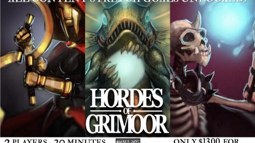 Hordes of Grimoor