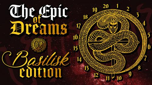 The Epic of Dreams RPG: Basilisk Edition