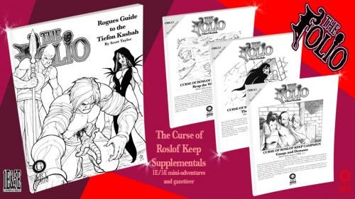 Curse of Roslof Keep Digital Bonus Content