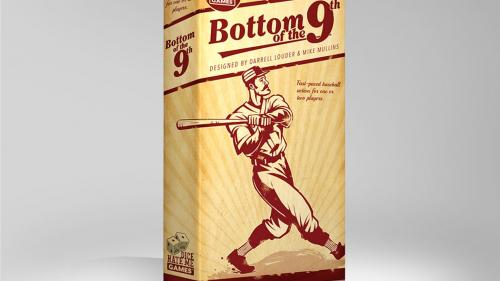 Bottom of the 9th: A Dice & Card Game of Classic Baseball