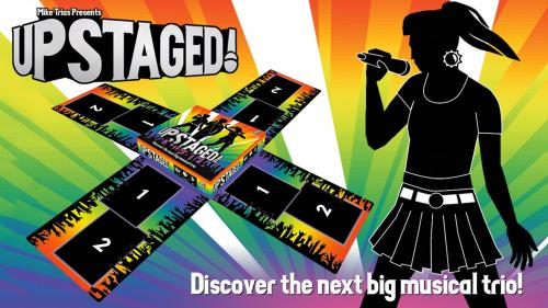 Upstaged: The Board Game with a Twist!