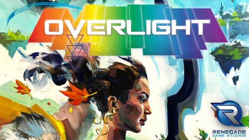 Overlight RPG: A roleplaying game of kaleidoscopic fantasy
