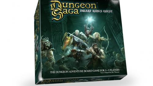 Dungeon Saga: The Dwarf King s Quest